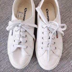 Superga Cotu Canvas Sneakers size 6